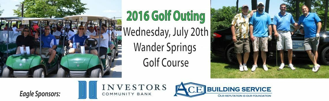 Golf Outing Quickly Approaching!