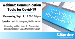 Communication Tools for Covid-19