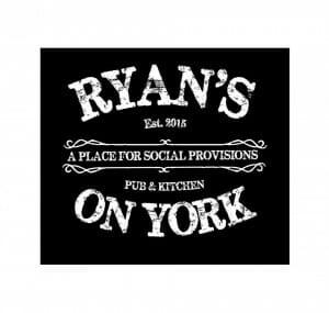 Ryan's on York Black