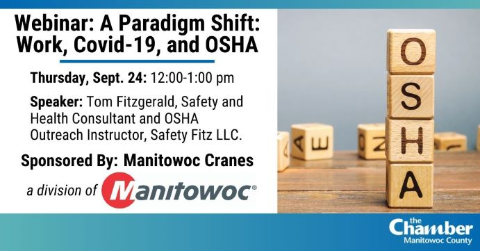Paradigm Shift Work: Covid-19 and OSHA