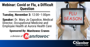 Covid or Flu, a Difficult Question