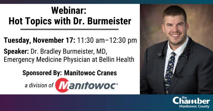 Hot Topics with Dr. Burmeister