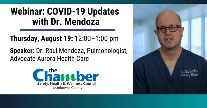 2021 COVID -19 updates with Dr. Mendoza