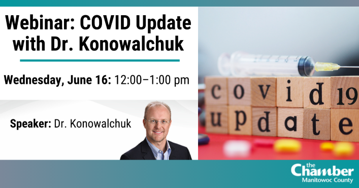 Webinar Vaccine Updates with Dr. Konowalchuk