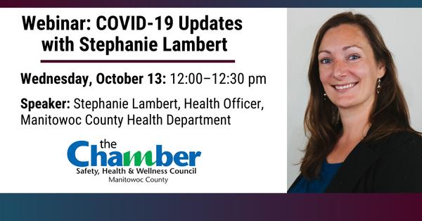 COVID-19 Updates with Stephanie Lambert